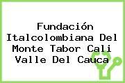 Fundación Italcolombiana Del Monte Tabor Cali Valle Del Cauca