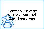 Gastro Invest S.A.S. Bogotá Cundinamarca