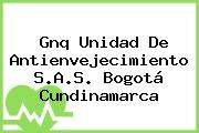 Gnq Unidad De Antienvejecimiento S.A.S. Bogotá Cundinamarca