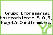 Grupo Empresarial Haztrambiente S.A.S. Bogotá Cundinamarca