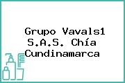 Grupo Vavals1 S.A.S. Chía Cundinamarca