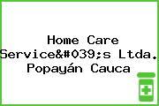 Home Care Service's Ltda. Popayán Cauca