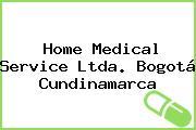 Home Medical Service Ltda. Bogotá Cundinamarca