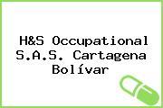 H&S Occupational S.A.S. Cartagena Bolívar