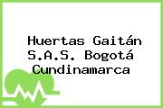Huertas Gaitán S.A.S. Bogotá Cundinamarca
