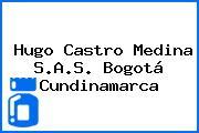 Hugo Castro Medina S.A.S. Bogotá Cundinamarca