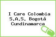I Care Colombia S.A.S. Bogotá Cundinamarca