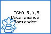 IGHO S.A.S Bucaramanga Santander