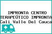 IMPRONTA CENTRO TERAPEÚTICO IMPRONTA Cali Valle Del Cauca