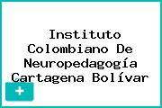 Instituto Colombiano De Neuropedagogía Cartagena Bolívar