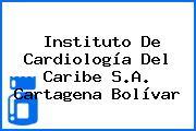 Instituto De Cardiología Del Caribe S.A. Cartagena Bolívar
