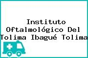 Instituto Oftalmológico Del Tolima Ibagué Tolima