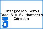 Integrales Servi Todo S.A.S. Montería Córdoba