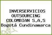INVERSERVICIOS OUTSOURCING COLOMBIAN S.A.S Bogotá Cundinamarca