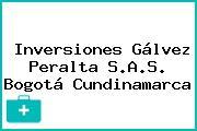 Inversiones Gálvez Peralta S.A.S. Bogotá Cundinamarca