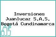 Inversiones Juanlucaz S.A.S. Bogotá Cundinamarca