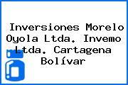 Inversiones Morelo Oyola Ltda. Invemo Ltda. Cartagena Bolívar