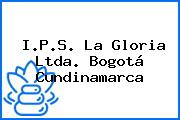 I.P.S. La Gloria Ltda. Bogotá Cundinamarca