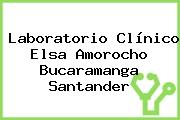Laboratorio Clínico Elsa Amorocho Bucaramanga Santander