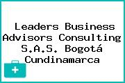 Leaders Business Advisors Consulting S.A.S. Bogotá Cundinamarca