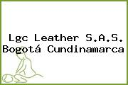Lgc Leather S.A.S. Bogotá Cundinamarca