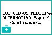 LOS CEDROS MEDICINA ALTERNATIVA Bogotá Cundinamarca