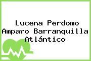 Lucena Perdomo Amparo Barranquilla Atlántico