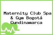 Maternity Club Spa & Gym Bogotá Cundinamarca