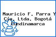 Mauricio F. Parra Y Cía. Ltda. Bogotá Cundinamarca