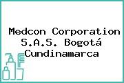 Medcon Corporation S.A.S. Bogotá Cundinamarca