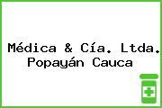 Médica & Cía. Ltda. Popayán Cauca
