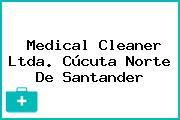 Medical Cleaner Ltda. Cúcuta Norte De Santander