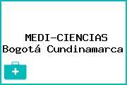 MEDI-CIENCIAS Bogotá Cundinamarca