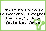 Medicina En Salud Ocupacional Integral Ips S.A.S. Buga Valle Del Cauca