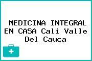 MEDICINA INTEGRAL EN CASA Cali Valle Del Cauca