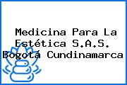 Medicina Para La Estética S.A.S. Bogotá Cundinamarca