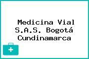 Medicina Vial S.A.S. Bogotá Cundinamarca