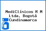 MediClínicos R M Ltda. Bogotá Cundinamarca