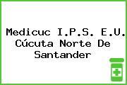 Medicuc I.P.S. E.U. Cúcuta Norte De Santander