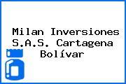 Milan Inversiones S.A.S. Cartagena Bolívar