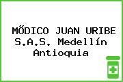 MÕDICO JUAN URIBE S.A.S. Medellín Antioquia