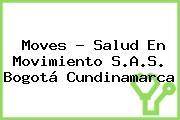 Moves - Salud En Movimiento S.A.S. Bogotá Cundinamarca