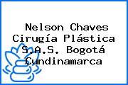 Nelson Chaves Cirugía Plástica S.A.S. Bogotá Cundinamarca