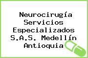 Neurocirugía Servicios Especializados S.A.S. Medellín Antioquia