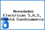 Novedades Electricas S.A.S. Bogotá Cundinamarca
