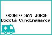 ODONTO SAN JORGE Bogotá Cundinamarca