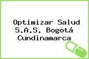 Optimizar Salud S.A.S. Bogotá Cundinamarca