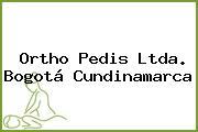 Ortho Pedis Ltda. Bogotá Cundinamarca