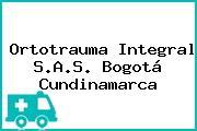 Ortotrauma Integral S.A.S. Bogotá Cundinamarca