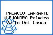 PALACIO LARRARTE ALEJANDRO Palmira Valle Del Cauca
